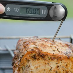 The Weber 6492 Original instant read thermometer